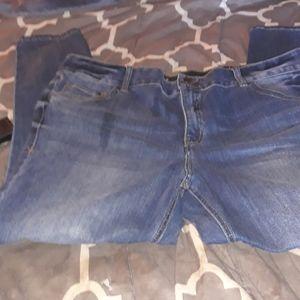 Lane Bryant tummy tamer jeans